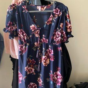 Xhilaration (Target) women's XS dress